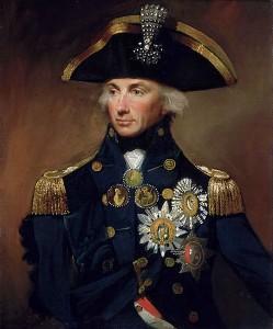 Horatio Nelson [via]