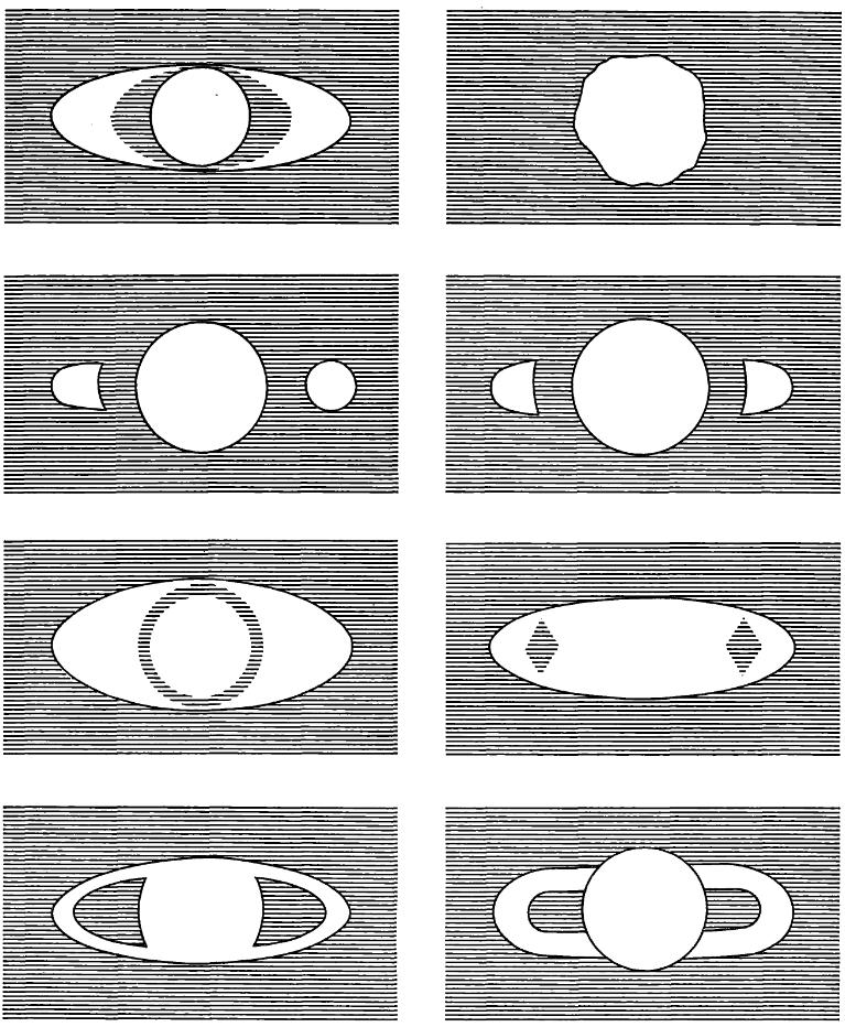 Gassendi's Saturn [via]