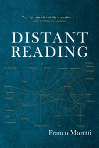 Franco Moretti's Distant Reading.