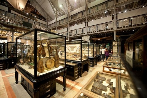 Pitt Rivers Museum [source]